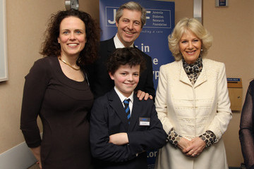 Justin Webb The Prince Of Wales And The Duchess Of Cornwall Visit Cambridge