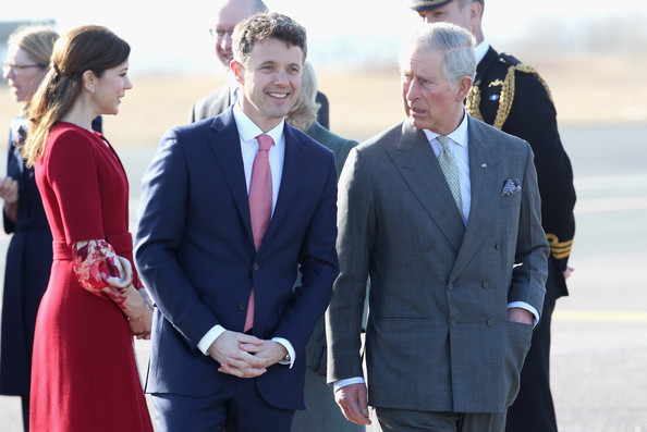 The Prince Of Wales And Duchess Of Cornwall Visit Denmark - Day One