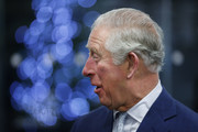 Prince Charles, Prince of Wales during an official visit to BFI Southbank on December 06, 2018 in London, England.  The Prince of Wales has been Patron of the British Film Institute for 40 years.
