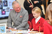 The Prince Of Wales Visits Gloucestershire