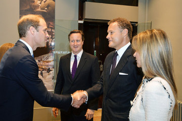 Prince William Prince William Visits the Imperial War Museum