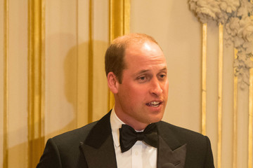 Prince William The Duke And Duchess Of Cambridge Visit Paris: Day One
