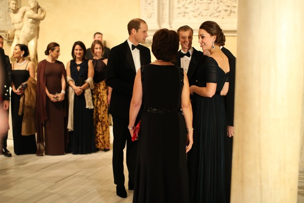Kate Middleton and Prince William Attend St Andrews 600th