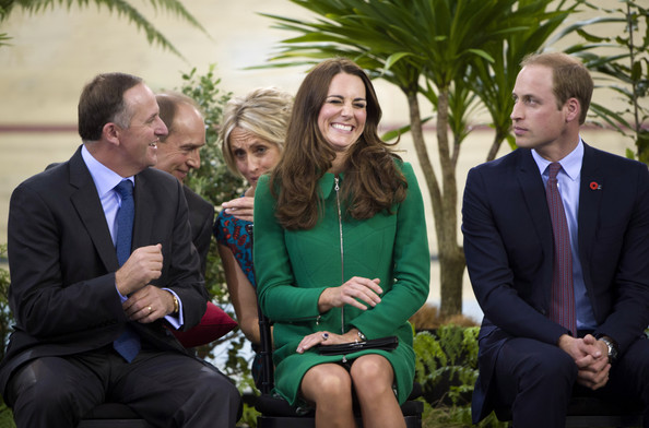 The Duke And Duchess Of Cambridge Tour Australia And New Zealand - Day 6