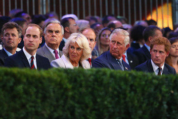 Prince William Prince Charles Invictus Game: Opening Ceremony