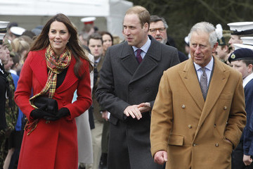 Prince William Prince Charles Prince William and Kate Middleton Visit Glasgow 6