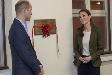 Prince William The Duke And Duchess Of Cambridge Visit Cyprus