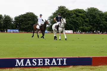 Prince William Maserati Royal Charity Polo Trophy