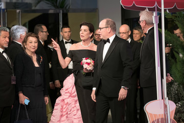 Prince of Monaco Rose Ball 2019 To Benefit The Princess Grace Foundation In Monaco