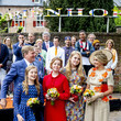 Princess Alexia The Dutch Royal Family Attend King's Day In Amersfoort