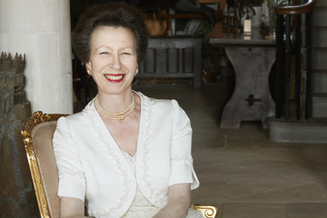 Princess Anne Princess Royal turns 70 - Official Portraits