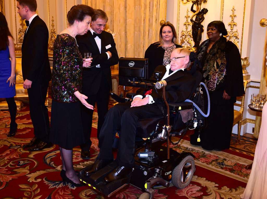 Princess anne photos photos dinner in support of motor for Motor neurone disease support