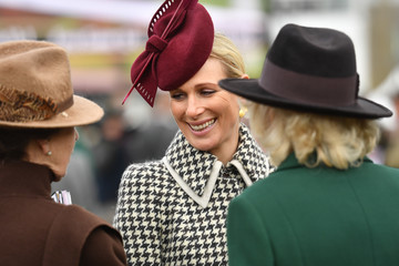 Princess Anne The Cheltenham Festival 2020 - Day Two