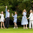 Princess Ariane of the Netherlands Dutch Royal Family Summer Photo Call In The Hague
