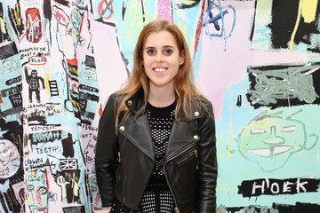 Princess Beatrice alice + olivia x Basquiat CFDA Capsule Collection Launch Party