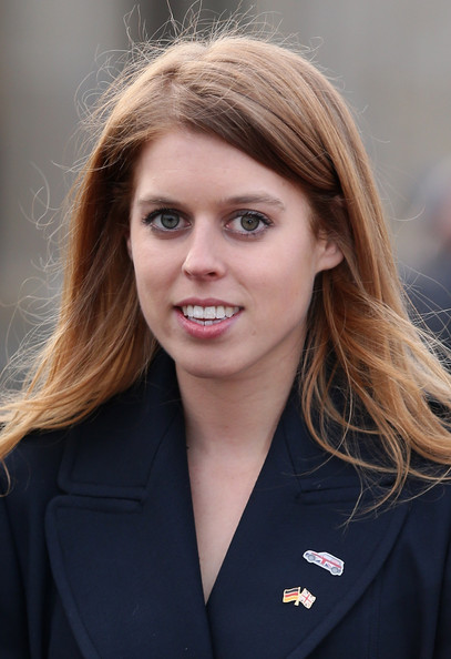 Princess Beatrice And Princess Eugenie Of York Launch GREAT Britain MINI Tour In Berlin