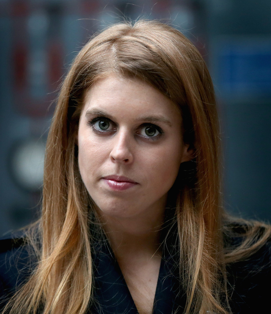 Princess Beatrice In Princess Beatrice And Princess