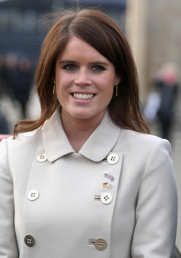 Princess Beatrice And Princess Eugenie Of York Launch