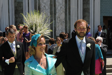 Margarita de Borbon Princess Carolina Church Wedding With Mr Albert Brenninkmeijer
