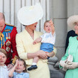 Princess Charlotte Trooping The Colour 2019