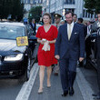 Princess Claire Luxembourg Celebrates National Day : Day 1