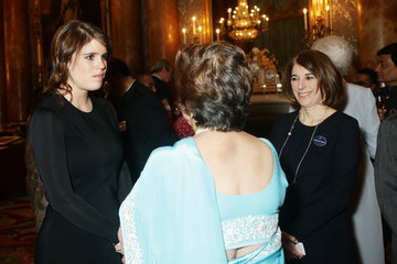 Princess Eugenie The Queen Launches 2017 India Year Of Culture