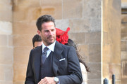 Jamie Redknapp attends the wedding of Princess Eugenie of York to Jack Brooksbank at St. George's Chapel on October 12, 2018 in Windsor, England. (Photo by