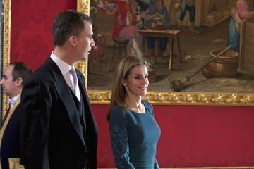 Princess Letizia 2014 Pictures