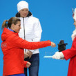 Princess Martha Louise 2018 Paralympic Winter Games - Day 1