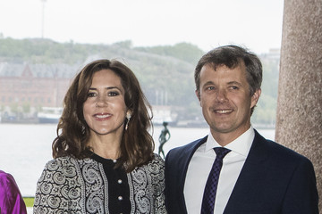 Princess Mary Danish Royals Visit Sweden - Day 2