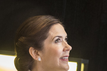 Princess Mary Danish Royals Visit Sweden - Day 1