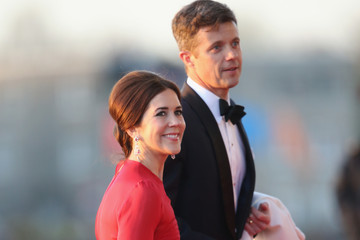 Princess Mary Inauguration of King Willem-Alexander
