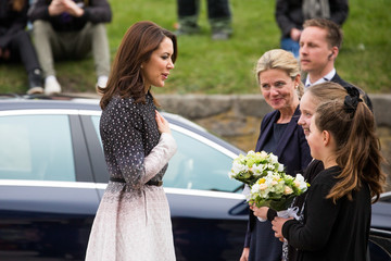 Princess Mary Visit From The United Mexican States To Denmark - Day 1