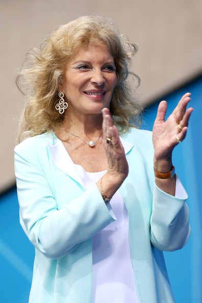 Princess Michael of Kent - 2012 London Paralympics - Day 10 - Swimming