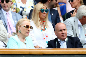 Princess Michael of Kent Day Eleven: The Championships - Wimbledon 2018