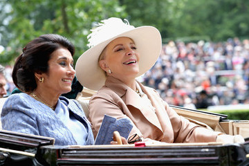 Princess Michael of Kent Royal Ascot - Day 4