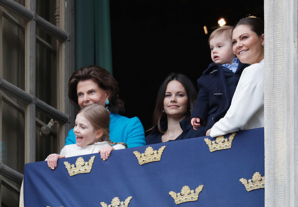 Queen Silvia Princess Sofia Princess Victoria Princess Estelle Duchess Of Ostergotland Duke Of Skane Prince Oscar Duchess Of Varmland Princess Sofia And Duchess Of Ostergotland Photos Swedish King S Birthday Zimbio