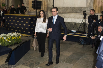 Princess Sofia of Sweden Swedish Royals Attend The Global Child Forum 2018