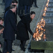 Princess Victoria Auschwitz Memorial Commemorates 75th Anniversary Since Liberation