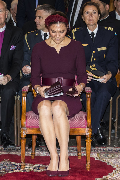 Swedish Royals Attend The Opening Of The Church Meeting In Uppsala