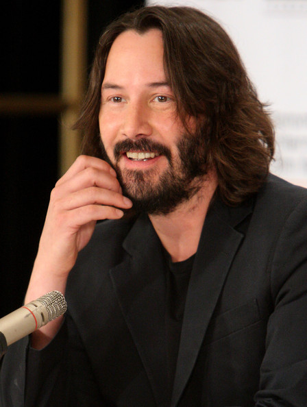 "Keanu Reeves in ""The Private Lives Of Pippa Lee"" Press ..."