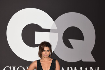 Priyanka Chopra GQ and Giorgio Armani Grammy Afterparty
