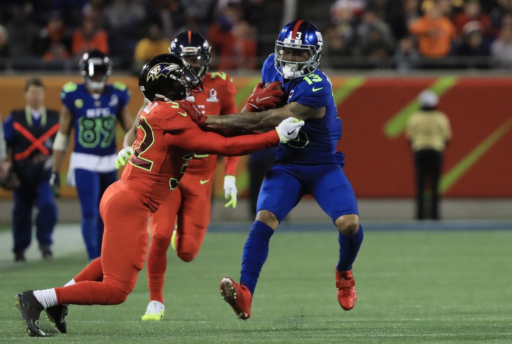 10030addd Odell Beckham Jr Photos»Photostream · Main · Articles · Pictures · Pro Bowl