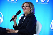 Director/producer/screenwriter Nancy Meyers speaks onstage during Producers Guild Of America's 11th Annual Produced By Conference at Warner Bros. Studios on June 8, 2019 in Burbank, California.