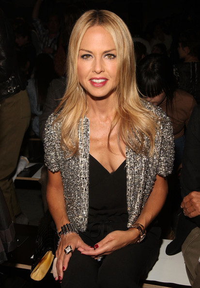 Rachel Zoe attends the Proenza Schouler Spring 2011 fashion show during Mercedes-Benz Fashion Week at  on September 15, 2010 in New York City.