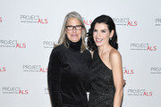 Jenifer Estess and Julianna Margulies attend Project ALS 21st Annual New York City Gala at Cipriani 42nd Street on October 23, 2019 in New York City.