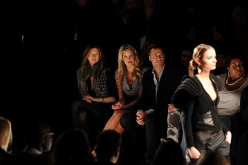 Raven-Symon` Project Runway - Front Row - Fall 2010 MBFW