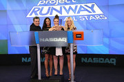 'Project Runway All Stars' Ring the Closing Bell