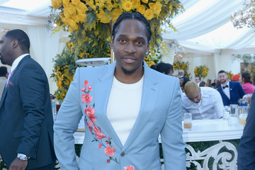 Pusha-T Terrence LeVarr Thornton 2019 Roc Nation THE BRUNCH – Arrivals