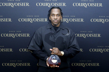 "Pusha-T Courvoisier Cognac Opens The Doors To ""Maison Courvoisier With Pusha T And Emerging Artists"""